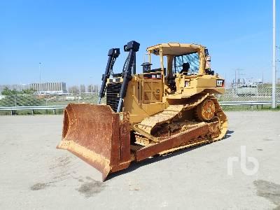 2014 CAT D6R Crawler Tractor