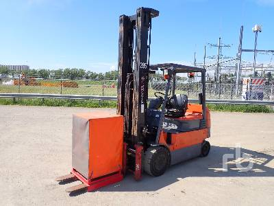 2006 TOYOTA 7FBMF35 Electric Forklift