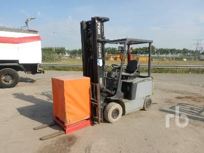 2012 TCM FB25-7AC Electric Forklift