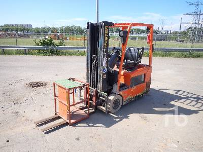 2008 HYSTER J1.80XMT Electric Forklift