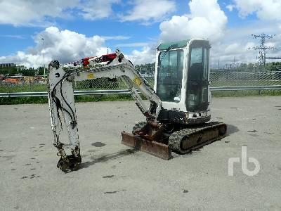 2012 YANMAR VIO33-U Mini Excavator (Parts Only) Mini Excavator (1 - 4.9 Tons)