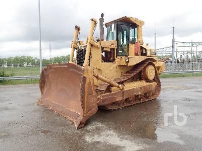 1986 CATERPILLAR D8L Crawler Tractor