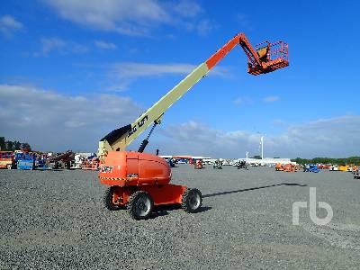 2011 JLG 660SJ 4x4 Boom Lift