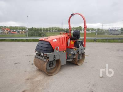2011 AMMANN AV23-2 Tandem Vibratory Roller