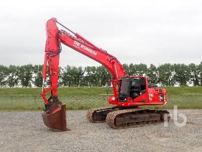 2012 KOMATSU PC290LC-10 Hydraulic Excavator