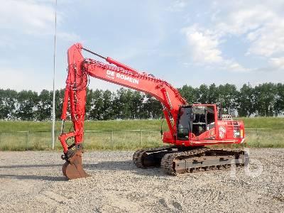 2014 KOMATSU PC290LC-10 Hydraulic Excavator