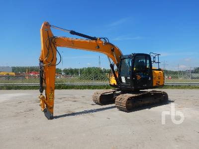 2017 JCB JS131LC Hydraulic Excavator