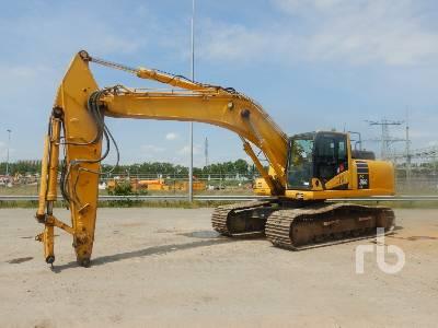 2015 KOMATSU PC360LC-10 Hydraulic Excavator