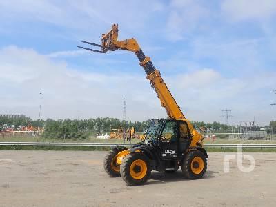 2017 JCB 535-95 4x4x4 Telescopic Forklift