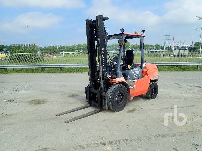 2007 TOYOTA 42-7FD40 Forklift