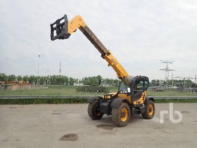 2016 DIECI SAMSON 60.9 4x4x4 Telescopic Forklift