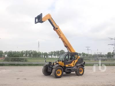 2017 DIECI SAMSON 75.10 4x4x4 Telescopic Forklift