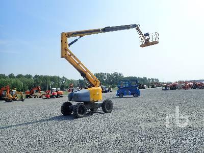 2013 HAULOTTE HA260PX 4x4x4 Articulated Boom Lift