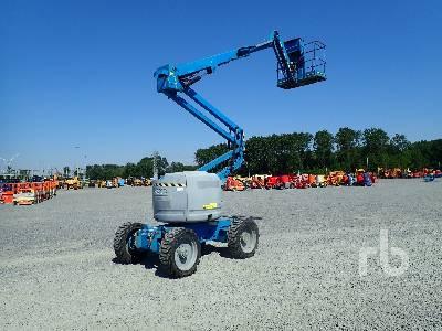 2010 GENIE Z45/25JRT 4x4 Boom Lift