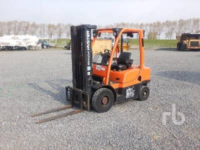 2008 HYSTER H2.5FT Forklift Forklift