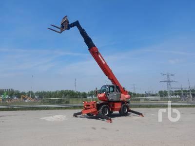 2013 MANITOU MRT2540 Privilege 4x4x4 Telescopic Forklift