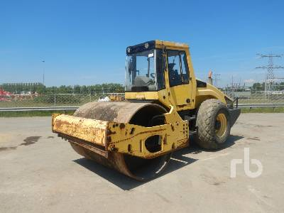 2004 BOMAG BW213DH-4 Vibratory Roller