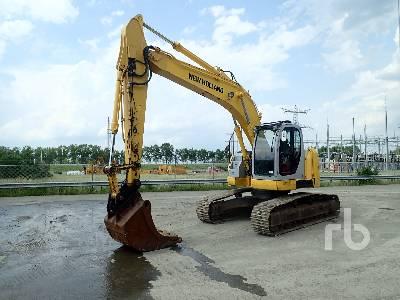 2006 NEW HOLLAND KOBELCO E235SR-1ES Hydraulic Excavator