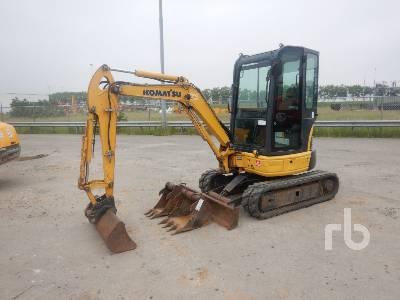 2011 KOMATSU PC26MR-3 Mini Excavator (1 - 4.9 Tons)