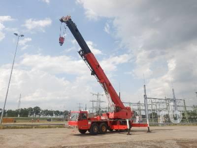 1996 GROVE TT865BE Hydraulic Truck Crane
