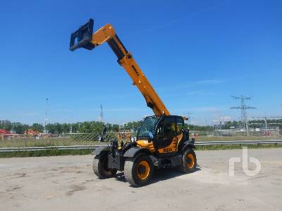 2015 DIECI SAMSON 75.10 4x4x4 Telescopic Forklift