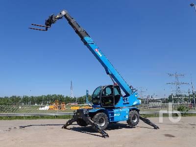 2013 MAGNI RTH5.26 4x4x4 Telescopic Forklift