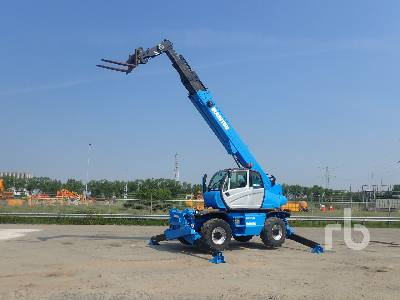 2011 MANITOU MRT2150 Privilege 4x4x4 Telescopic Forklift