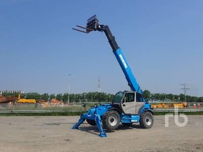 2014 MANITOU MT1440 4x4x4 Telescopic Forklift