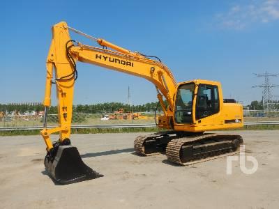 2007 HYUNDAI R160LC-7 . Hydraulic Excavator