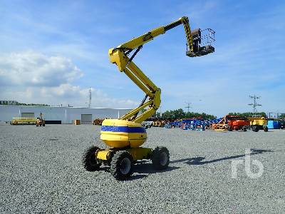 2008 MANITOU 160ATJ 4x4x4 Articulated Boom Lift