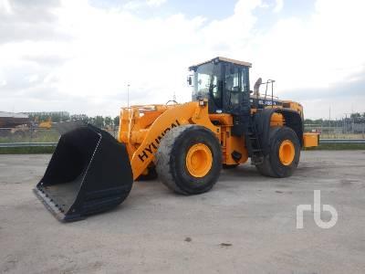 2012 HYUNDAI HL780-9 E0163 Wheel Loader