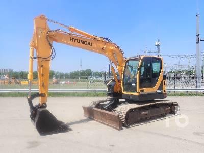 2011 HYUNDAI R145LCR-9 Hydraulic Excavator