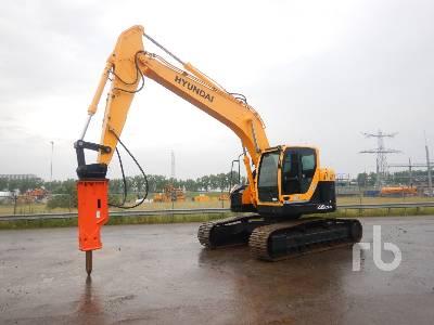 2013 HYUNDAI R235LCR-9 Hydraulic Excavator