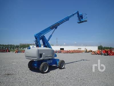 2008 GENIE S 65 4x4 Boom Lift
