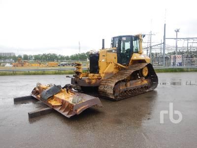 2007 CAT D6N LGP Crawler Tractor