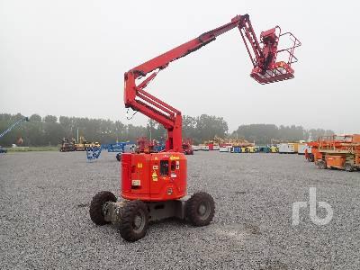 2008 GENIE Z34/22 4x4 Articulated Boom Lift
