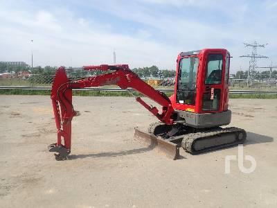 2011 BOBCAT E35EM Mini Excavator (1 - 4.9 Tons)
