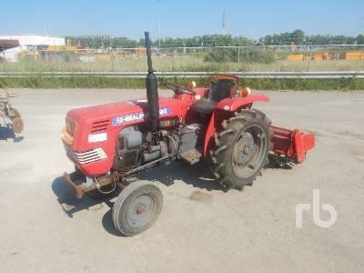 SHIBAURA SD1800 2WD Utility Tractor
