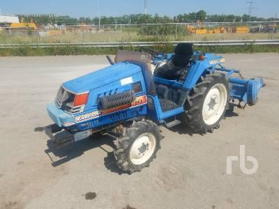 ISEKI TU180F 4WD Utility Tractor