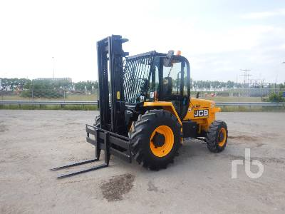 2014 JCB 926 Rough Terrain Forklift