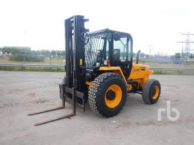 2016 JCB 926-2 T4 Rough Terrain Forklift