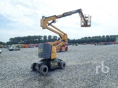 2012 HAULOTTE HA15IP Electric Articulated Boom Lift