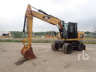2011 CAT M316D Mobile Excavator