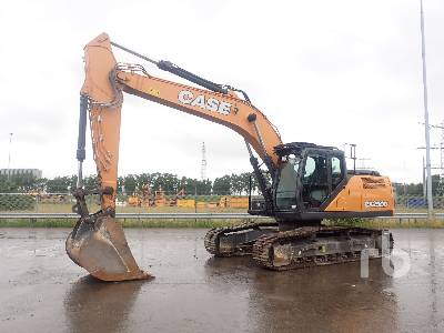 2019 CASE CX250D Hydraulic Excavator