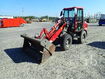 2015 JCB 406T4 Wheel Loader