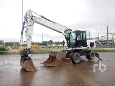 2010 CAT M316D Mobile Excavator