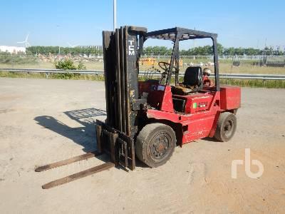 TCM FHD36Z8 Forklift