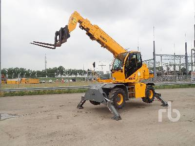 2009 DIECI PEGASUS 40.17 4x4x4 Telescopic Forklift