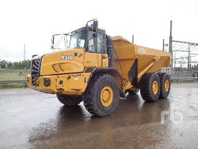 2015 BELL B35D WDB 6x6 Articulated Dump Truck