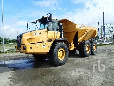 2016 BELL B50D 6x6 Articulated Dump Truck